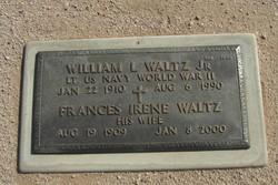 Frances Irene Waltz