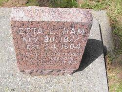 Etta L Ham