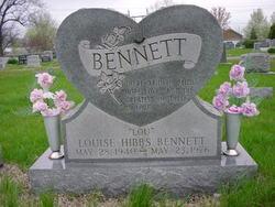 Louise <i>Hibbs</i> Bennett