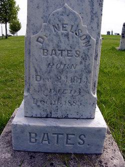 Dr Nelson Bates