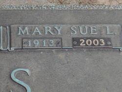 Mary Sue <i>Lewis</i> Adams