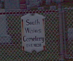 South Wales Cemetery