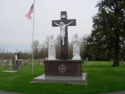 Saint Timothy Cemetery New