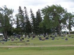 Grenfell Cemetery