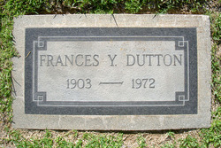 Frances Manahan <i>Young</i> Dutton