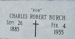 Charles Robert Rob Burch