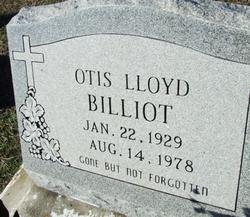 Otis Lloyd Billiot