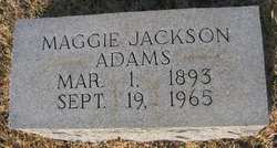 Maggie Doran <i>Jackson</i> Adams