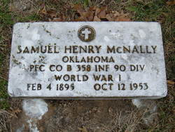Samuel Henry McNally