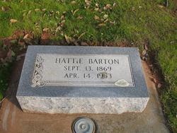 Hattie <i>Masters</i> Barton