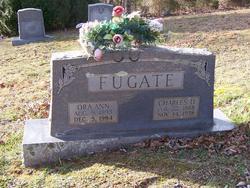 Ora Ann <i>Hilton</i> Fugate