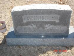 Arminta Berthina <i>Moore</i> McCurley