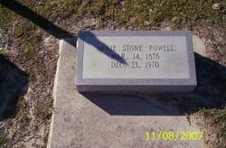 Annie <i>Stone</i> Powell