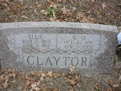 Wallace Olen Claytor, Sr