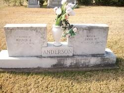 Melvin J. Anderson