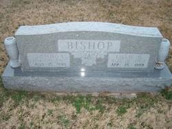 Lillie M. Peggie <i>Fannin</i> Bishop