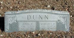 Margret R. Maggie <i>Castleberry</i> Dunn