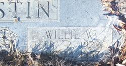 Willie Faye <i>Wentz</i> Austin