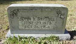 John B Barthle
