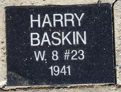 Harry Baskin