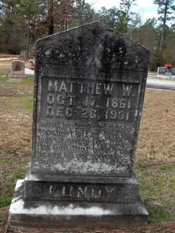 Matthew Wright Lundy