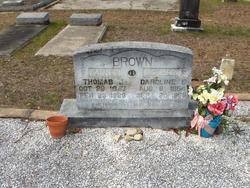 Caroline E <i>Rabren</i> Brown