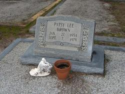 Patsy Lee Brown