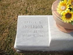Harvey B. Anderson