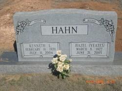 Thelma Hazel <i>Yeates</i> Hahn