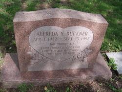 Alfreda Y Buckner