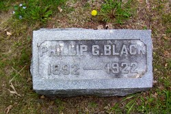 Philip Gebhardt Black