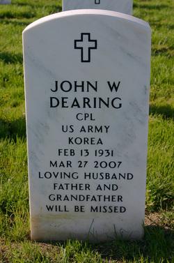 John Wilson Dearing