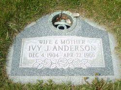 Ivy Leona <i>Johnson</i> Anderson