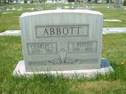 Elizabeth Bertha <i>Irving</i> Abbott