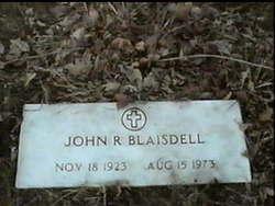 John Richard Blaisdell