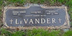 Harold P. LeVander