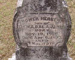 Homer Herbert James