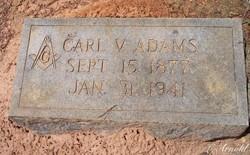 Carl V Adams