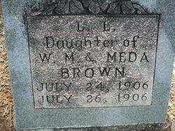 L. L. Brown