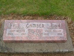 John W Gamber