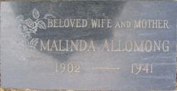 Melinda Marie <i>Young</i> Allomong