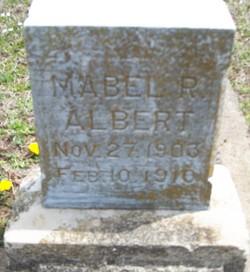 Mabel R. Albert
