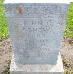 John G. Agnew