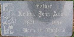 Arthur John Adams