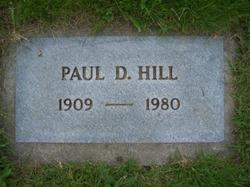 Paul Dean Hill
