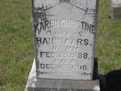 Karen Christine Aars