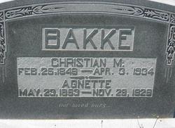 Agnette Bakke