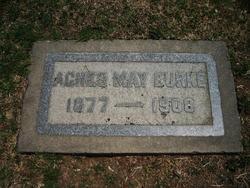 Agnes May Burke