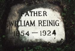 William G Reinig