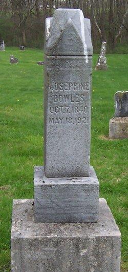 Josephine Almaza <i>Douglass</i> Bowles